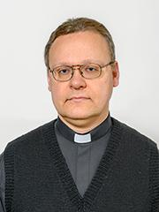 Pető Gábor plébános
